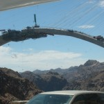 Hoover Dam new bridge