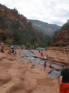 Slide Rock National Park
