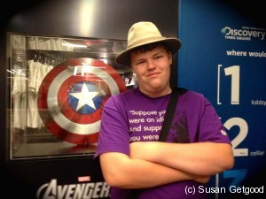 Doug at Avengers 300x225 Cityscapes: New York
