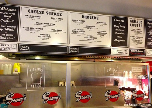 SonnysCheesesteaks Cityscapes Philadelphia   Where to Eat